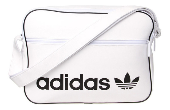 Morral adidas Originals Notebook Correa Cuero 1 Dia De Uso