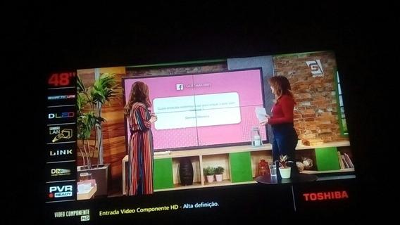 Tv Led 48polegadas Com Internet