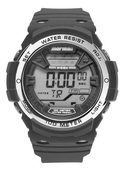 Relógio Digital Mormaii Mo3500b8k