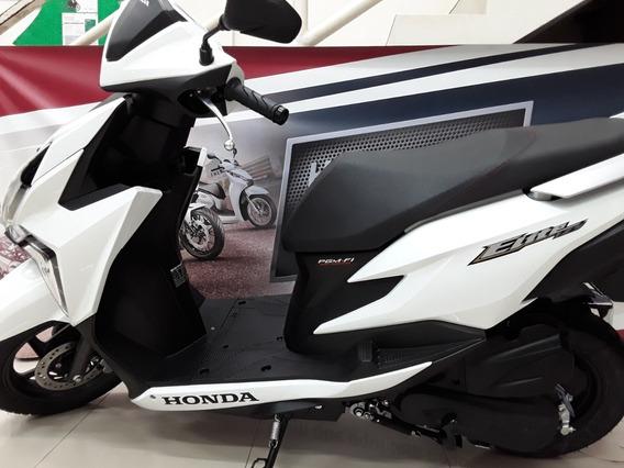 Scooter Elite 125 Cbs Automatico Porta Objetos Vd/troc/finc