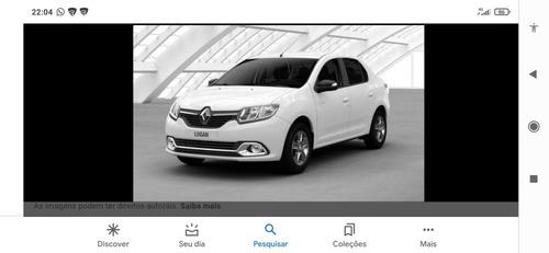 Renault Logan 2017 1.6 Dynamique Hi-power 4p