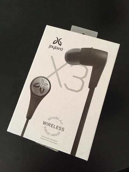 Fone Bluetooth Jaybird X3