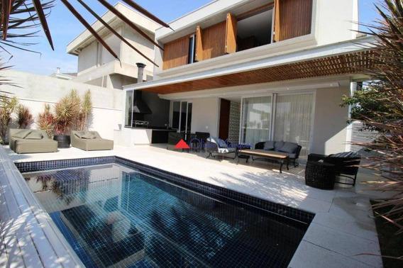 Sobrado Com 4 Dormitórios À Venda, 400 M² Por R$ 3.200.000,00 - Lorian Boulevard - Osasco/sp - So2248