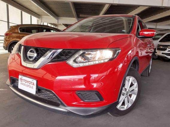 Nissan X Trail 2015 5p Sense 3 L4/2.5 Aut Banca Abatible