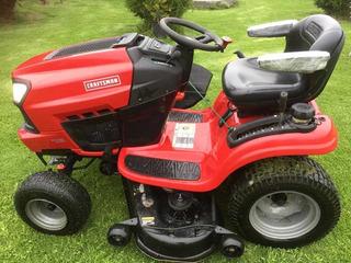 Vendo Tractor Jardinero Craftsman Excelente Estado