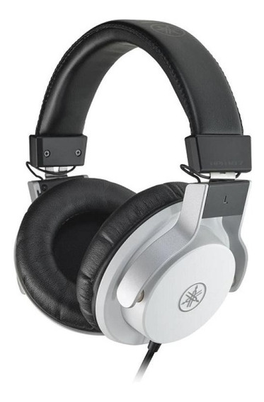 Fone De Ouvido De Monitoramento Yamaha Hph-mt7w Branco - Par