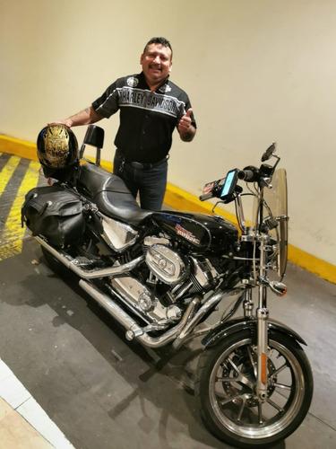 Imagen 1 de 12 de Moto Harley   Sporster 1200