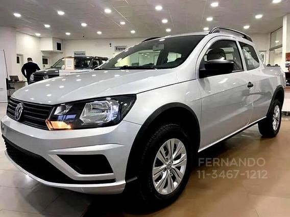 Volkswagen Saveiro Comfortline 0km 2020 Precio Vw Full Nueva