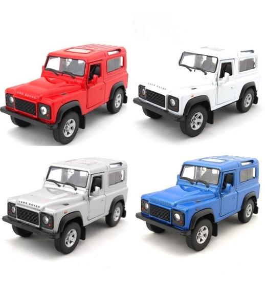 Miniatura Land Rover Defender Escala 1/32