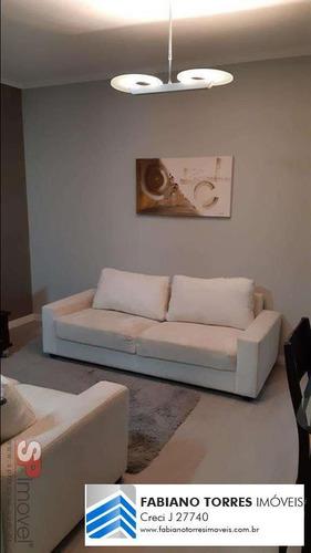 Imagem 1 de 4 de Apartamento Para Venda Em São Bernardo Do Campo, Centro, 1 Dormitório, 1 Banheiro, 1 Vaga - L102_2-1190876