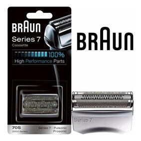 Lâmina Braun 70s Para Barbeador Braun Série 7