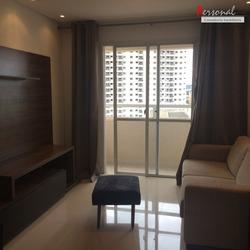 Apartamento Para Alugar Totalmente Mobiliado - 46al