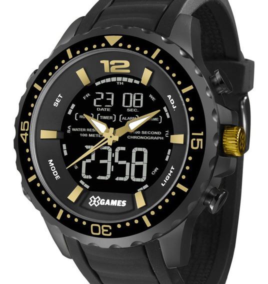 Relógio X-games Masculino Xmnpa003 Pxpx C/ Garantia E Nf