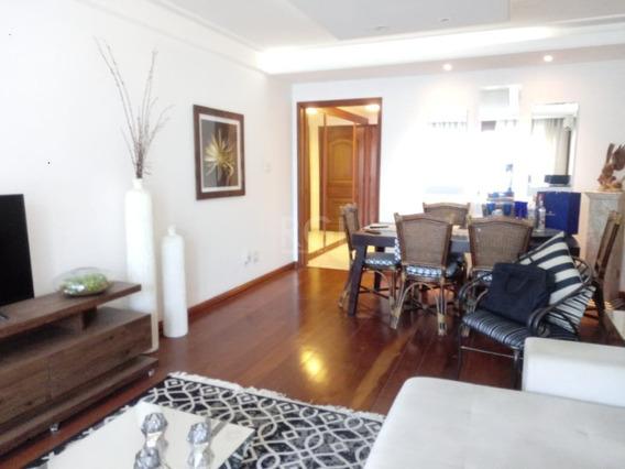 Apartamento Em Menino Deus Com 3 Dormitórios - Lu271556