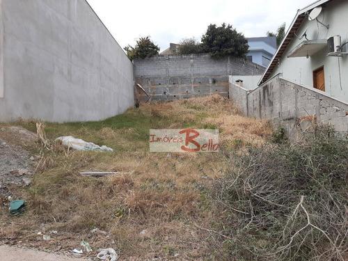 Imagem 1 de 4 de Terreno À Venda, 250 M² Por R$ 255.000 - Loteamento Residencial Central Park I - Itatiba/sp - Te0825
