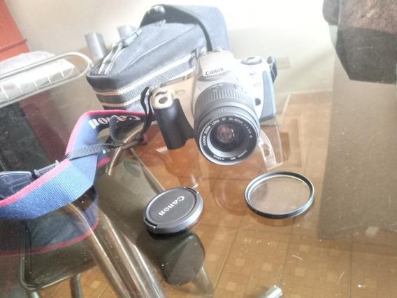 Camera Analógica Canon Eos Rebel 2000