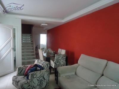 Casa Para Venda, 3 Dormitórios, Jardim Ester Yolanda - São Paulo - 17411