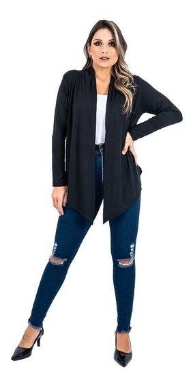 Blusa De Frio Plus Size