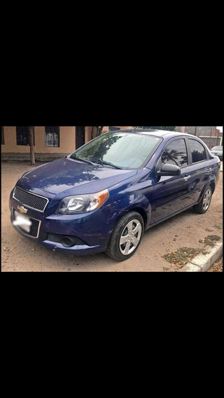 Chevrolet Aveo 1.6 Ltz L4 Man Mt 2014