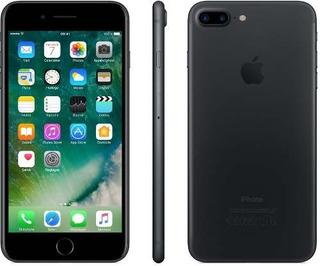 iPhone 7 Plus 128gb Libre De Fábrica 4g Lte 12mp