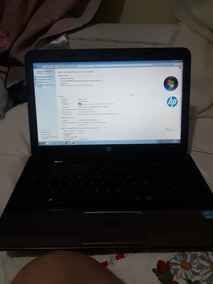 Notebook Hp I3 250gb