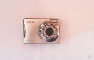 Cámara Digital Kodak Easyshare C140 Completa Piezas Refaccio