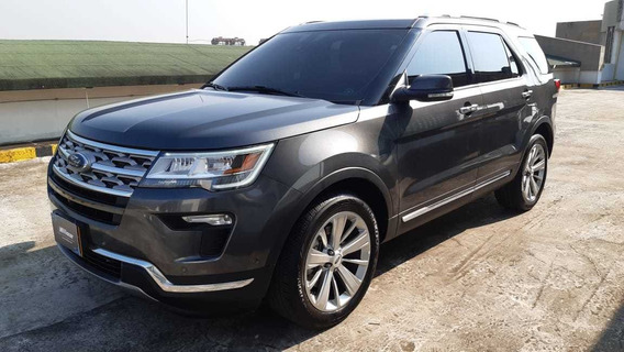 Ford Explorer Limited 2.3 Turbo Automatica 2018