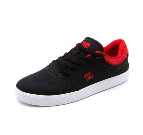 Tênis Dc Shoes Crisis Preto