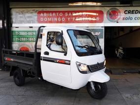 Zanella Zmax Truck 200 Z2 Utilitario 2018 Rpm Anticipo