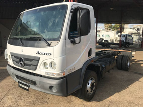 Mb Accelo 1016 2014 Chassi