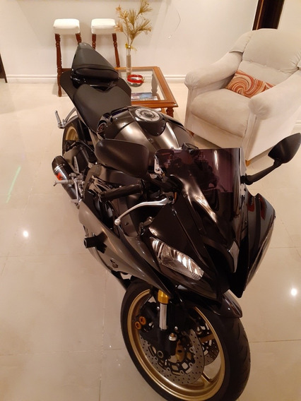 Yamaha R6 Permuto