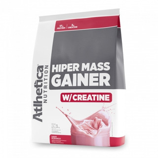 Hiper Mass Gainer 3kg - Hipercalórico - Atlhetica
