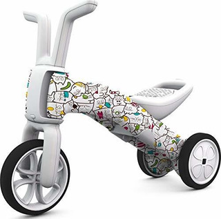Chillafish Bunzi Edicion De Moda 2: 1 En Bicicleta De Equili