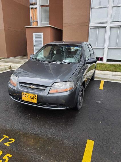 Chevrolet Aveo 4 Puerta Version 1.6 Litros