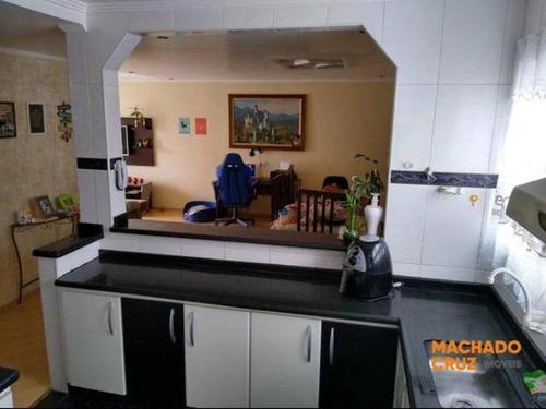 Imagem 1 de 17 de Apartamento Com 2 Dormitórios À Venda, 90 M² Por R$ 424.000,00 - Jardim Orlandina - São Bernardo Do Campo/sp - Ap0155