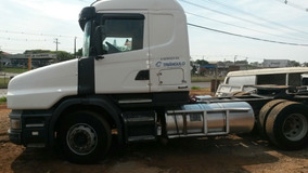 Scania Scania 124 360 (sucata)