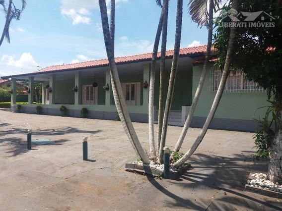 Chácara Em Cesário Lange No Jardim Das Flores - Ch0063