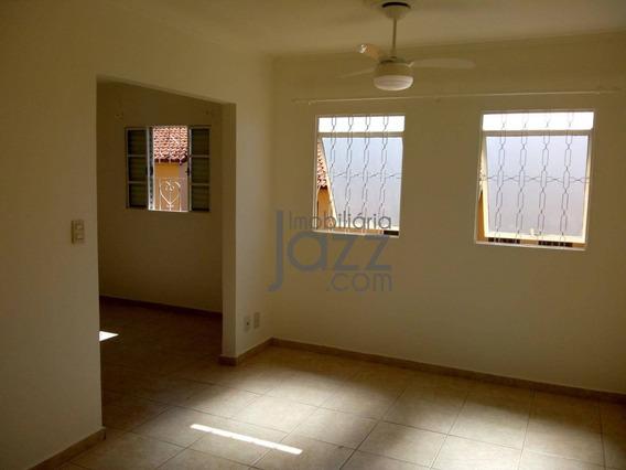 Apartamento Com 2 Dormitórios À Venda, 65 M² Por R$ 210.000 - Condomínio Residencial Beija-flor - Itatiba/sp - Ap3629