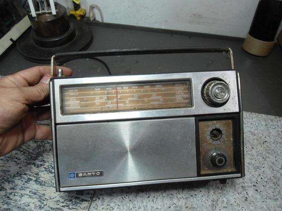 Antigo Rádio Sanyo - No Estado