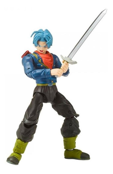 Boneco Dragon Ball Super Future Trunks - Fun Divirta-se