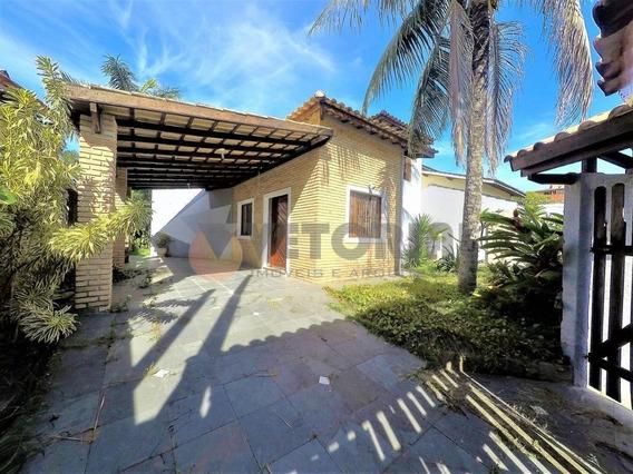 Casa À Venda, 101 M² A 50 Mts Da Praia Por R$ 360.000 - Indaiá - Caraguatatuba/sp - Ca0365