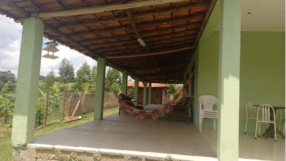 Chácara Com 3 Quartos Para Alugar No Zona Rural Em Catas Altas/mg - 2758