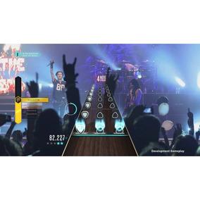 Guitar Hero Live Ps4 Bundle Guitarra + Jogo