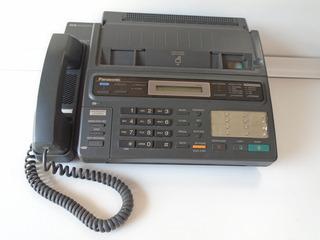 Fax Pansonic Com Secretaria Eletronica