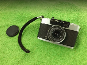 Câmera Fotográfica Analógica Olympus Pen Ee3 -100% Funcional