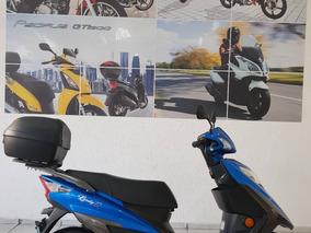 Suzuki Haojue Lindy 125 2018/2019