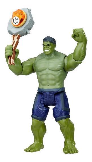 Boneco De Ação Guerra Infinita - Hulk - Hasbro