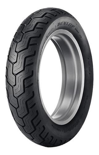 Cubierta Moto Dunlop D404 Trasera 160 80 R15 74s Frd