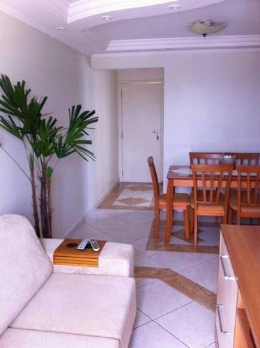 Imagem 1 de 12 de Apartamento Residencial À Venda, Vila Ema, São Paulo. - Ap3620