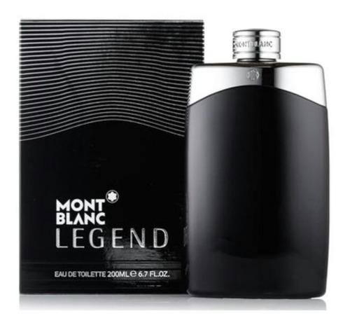 Lociones, Perfumes Mont Blanc Original - mL a $900